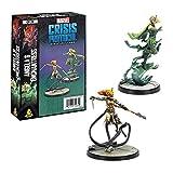 Atomic Mass Games Fantasía Vuelo FFGMSG28 Marvel Crisis Protocolo: Angela y Encantadora