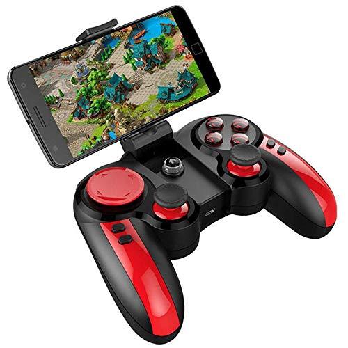 DZSF Controlador de Juego inalámbrico Bluetooth Gamepad Joystick para Android iOS PC Phone con Soporte Ajustado para PUBG Games