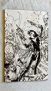 Civil War II #1 Kim Jung Gi B&W Virgin Sketch Variant Comic Book - Marvel Comics 2016 - Grade 9.8 UNCIRCULATED - First Printing! - Brian Michael Bendis
