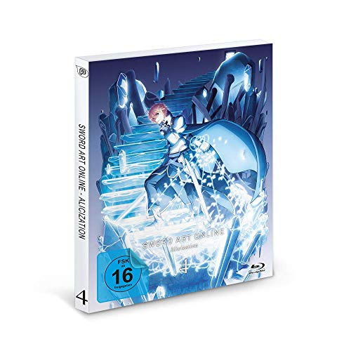 Sword Art Online - Alicization - 3. Staffel - Blu-ray Vol. 4 (Episode 19-24)