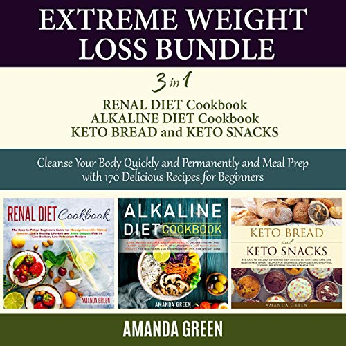 Extreme Weight Loss Bundle audiobook cover art