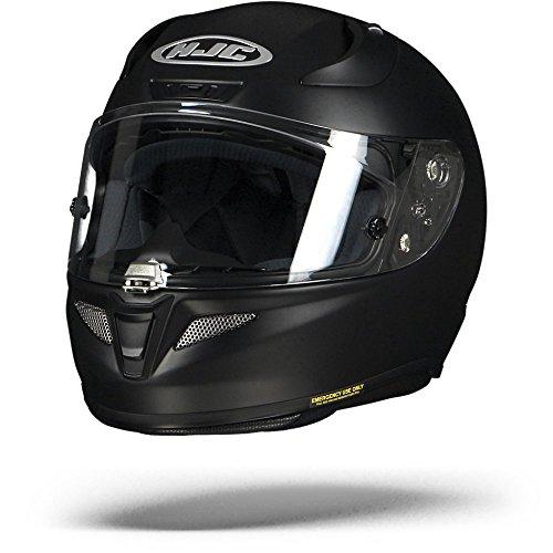 HJC Helmets Helmet R-PHA-11 SEMI FLAT BLACK S