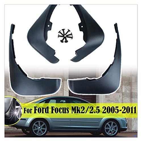 Sun Can FIT FOR Ford Focus 2 MK2 MK2.5 SELOON Sedan 2005-2011 MUDFLAPS Flap FOLLET Splash GUARDES Frontal Fender Fender 2006 2007 2009 2010