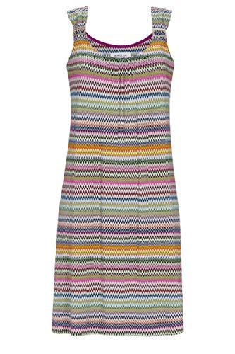 Ringella Beach Damen Kleid mit Eingrifftaschen bunt 48 1221049, bunt, 48