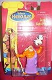 Disney Hercules Zeus y Baby Pegasus Set