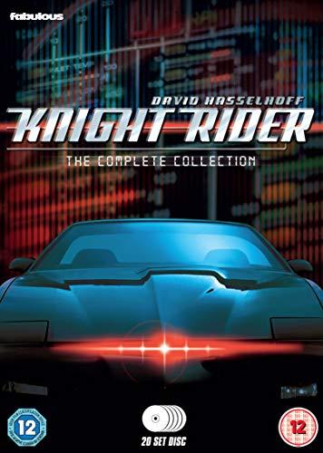 Knight Rider - Complete Series [DVD]