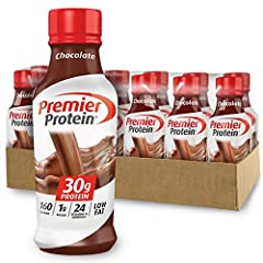 Each shake contains 30g of protein with all the essential amino acids, 160 calories, 1g sugar, low fat, 24 vitamins and minerals, 5g carbs; Cholesterol20mg Recipient of the American Master of Taste Gold Medal for SUPERIOR TASTING ready-to-drink prote...