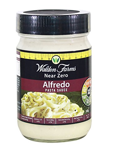 WALDEN FARMS Pasta Sauces Alfredo - 1 Envase
