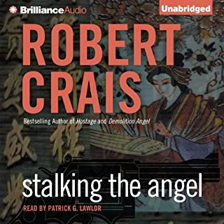 Stalking the Angel audiobook cover art