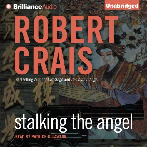 Stalking the Angel     Elvis Cole - Joe Pike, Book 2              Written by:                                                                                                                                 Robert Crais                               Narrated by:                                                                                                                                 Patrick Lawlor                      Length: 6 hrs and 52 mins     1 rating     Overall 4.0