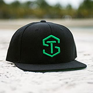 Tyler Seguin Classic Collection Cap - Black hat with Green TS Logo