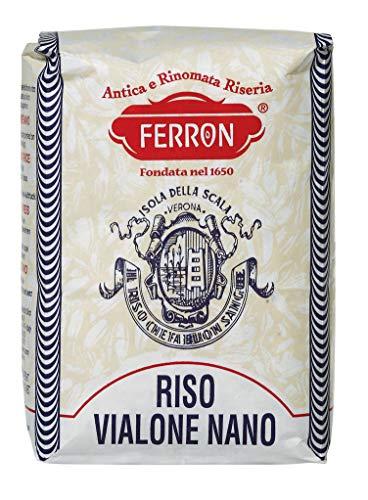 Vialone Nano, Risotto Rundkornreis, Ferron, 500g TÜTE