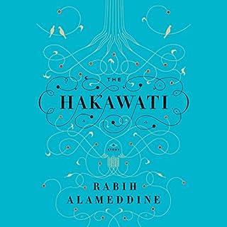 The Hakawati cover art