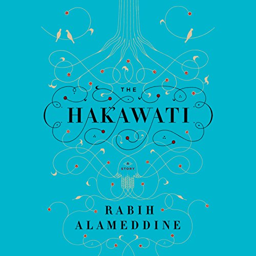 The Hakawati audiobook cover art