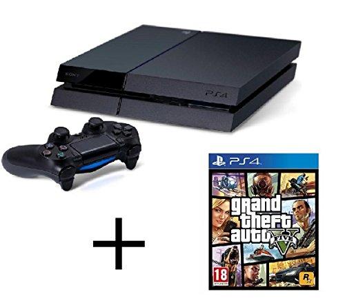 SONY Console PS4 - 500 GB + Gioco GTA 5