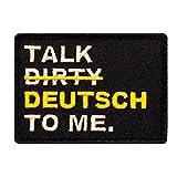 Café Viereck ® Bundeswehr Fun Patch Gestickt mit Klett -