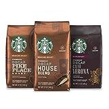 Starbucks Variety Decaf Ground Coffee — Variety Pack — 3 bags (12 oz. each)