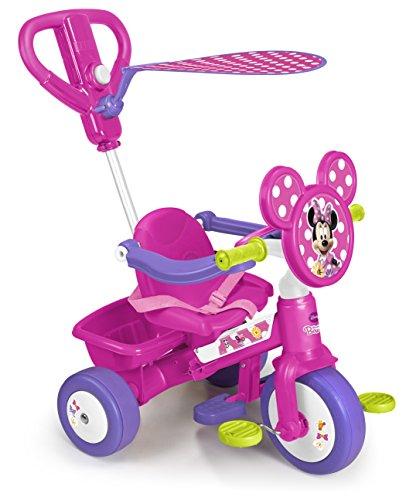 FEBER Triciclo con diseño Minnie Bowtique (Famosa 700012541)