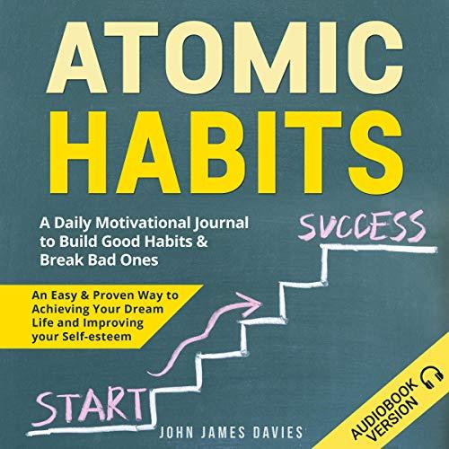 Atomic Habits cover art