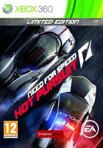 Need for Speed Hot Pursuit Xbox 360 Limited Edition
