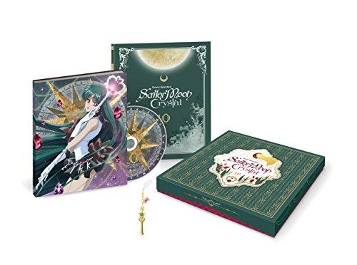 アニメ 「美少女戦士セーラームーンCrystal」Blu-ray 【初回限定版】10