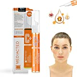 Azure Gel de eliminación de imperfecciones instantáneo VC Serum Brighten Skin Care Cream 15ml, Gel removedor de Manchas y Lunares para Adultos Unisex (1PC)
