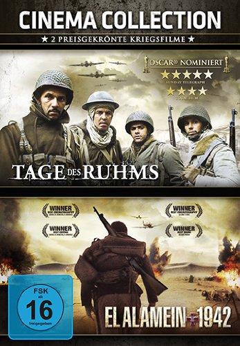 Tage des Ruhms / El Alamein 1942 (Doppel-DVD)