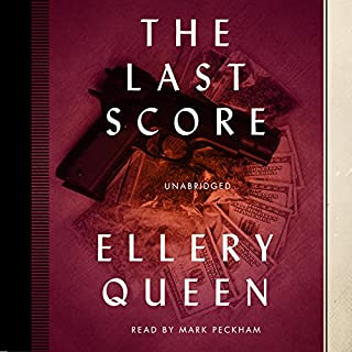 The Last Score audiobook cover art