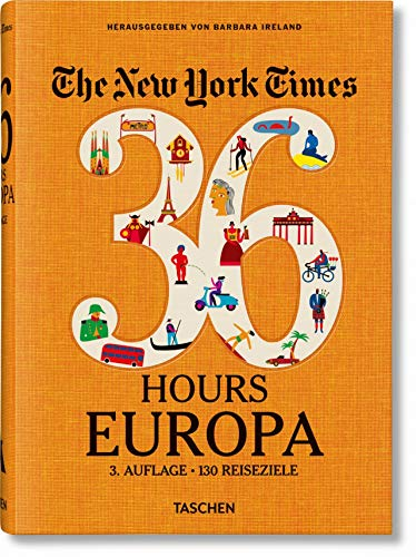 New York Times: 36 Hours - Europa