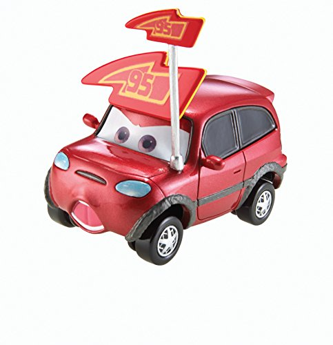 Disney Cars RSN Series Timothy Twostroke - Voiture Miniature Echelle 1:55