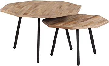 Amazon.fr : Hexagonale - Tables de dos de canapé / Tables ...