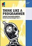 ISBN zu Think Like a Programmer: Typische Programmieraufgaben kreativ lösen am Beispiel von C++ (mitp Professional)