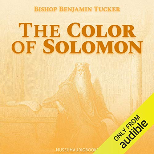 『The Color of Solomon』のカバーアート