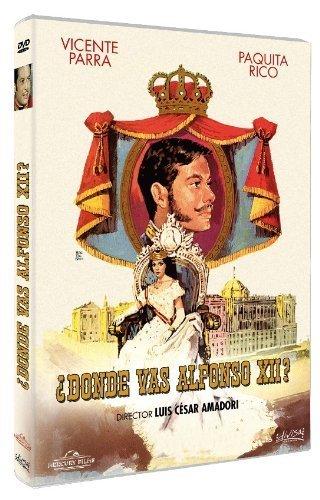 Ã'Â¿Donde vas, Alfonso XII? - Luis Cesar Amadori - Vicente Parra y Paquita Rico