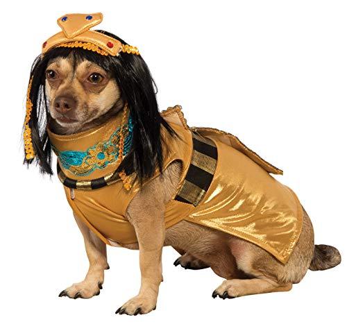 Rubie's Cleopatra Pet Costume, Medium