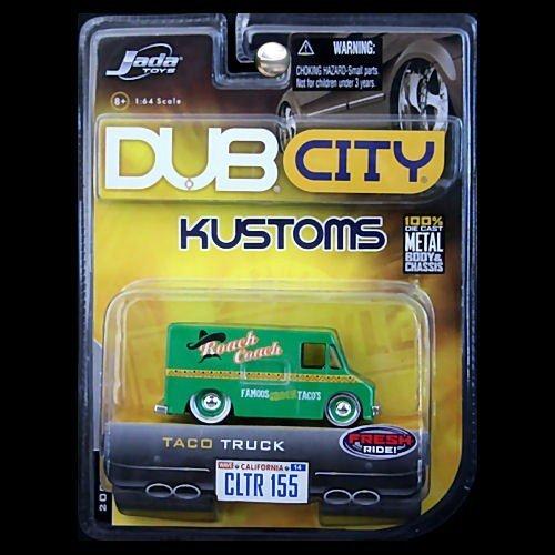 Kustoms - Taco Truck Jada Dub City by