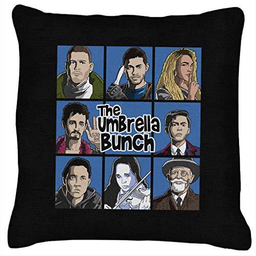The Umbrella Bunch Colour Cushion
