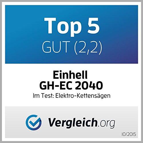 Einhell GH-EC 1835 | Elektro-Kettensäge | Motorsäge - 13
