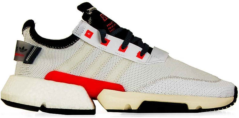 Adidas Scarpa men Originals Modello Pod-S3.1. color Bianco black. DB2928