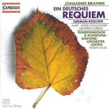 Brahms, J.: Deutsches Requiem (Ein)