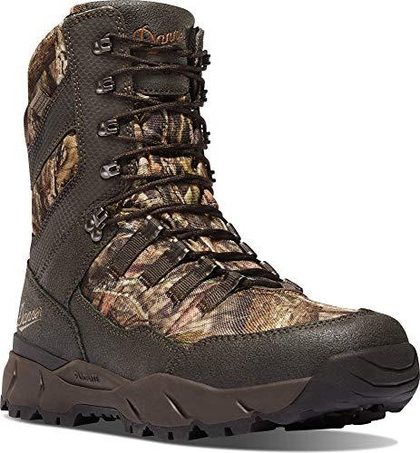 "Danner Men's 41555 Vital 8"" Waterproof 1200G Hunting Shoe, Mossy Oak Break-Up Country - 11 M"