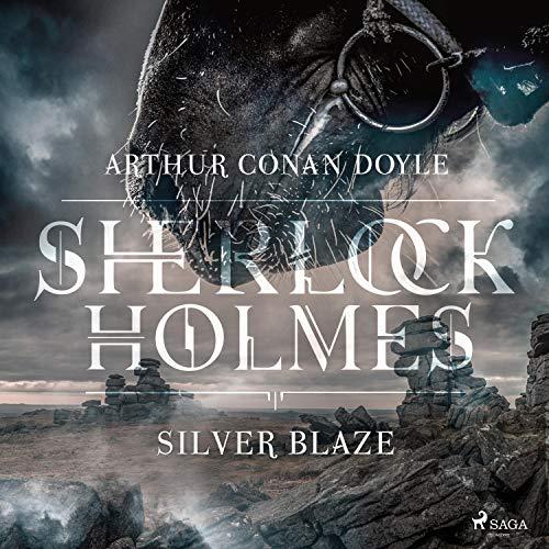 Silver Blaze copertina