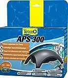 Tetra APS 300 Bomba de acuario 120 - 300 L, silenciosa y con aireadores potentes, antracita