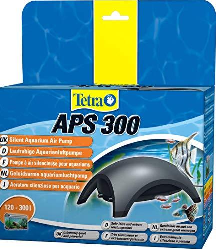 Tetra APS 300 Pompa per Acquari di 120-300 L, Aeratori Silenziosi e Potenti, Antracite