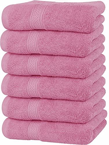Utopia Towels - Toallas de Mano Grandes de algodón multipropósito para baño, Manos, Cara,...