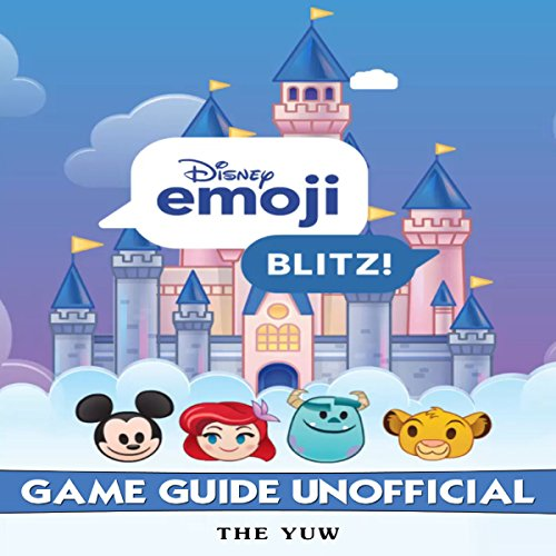 Disney Emoji Blitz audiobook cover art