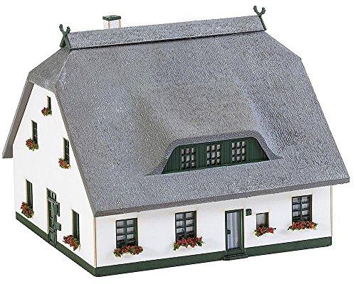 Faller FA 130550 - Norddeutsches Ferienhaus, Zubehör für die Modelleisenbahn, Modellbau