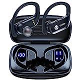 Wireless Earbuds Bluetooth Headphones 48hrs Play Back Sport...
