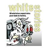 Black Stories- Juego de Mesa White Stories, Multicolor (Gen-x Games...