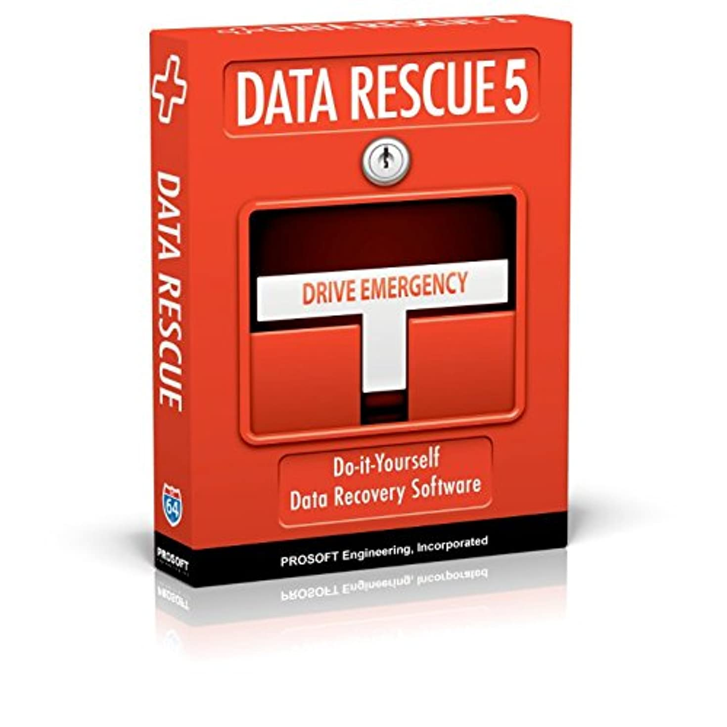 Data Rescue 5 | Mac | File Recovery Software | macOS 10.10 or Later | Unlimited Recoveries [up to 5 different devices] | Delivered on USB Thumb Drive | Older Versions Available for 10.9.5 and Under